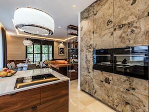 Zdjęcie zabudowy AGD w kuchni - zdjęcie od Viva Design Pracownia Projektowania Wnętrz