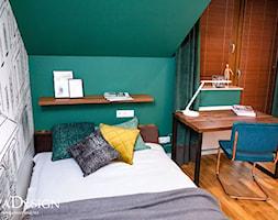 Pokój dwudziestolatka - zdjęcie od Viva Design Pracownia Projektowania Wnętrz - Homebook
