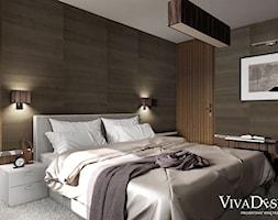 Sypialnia - zdjęcie od Viva Design Pracownia Projektowania Wnętrz - Homebook
