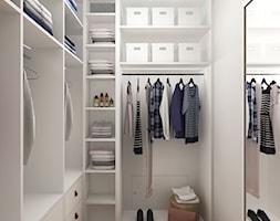 Garderoba+-+zdj%C4%99cie+od+Viva+Design+Pracownia+Projektowania+Wn%C4%99trz