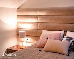 Kobieca sypialnia - zdjęcie od Viva Design Pracownia Projektowania Wnętrz - Homebook