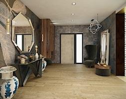 Główne wejście do domu - zdjęcie od Viva Design Pracownia Projektowania Wnętrz