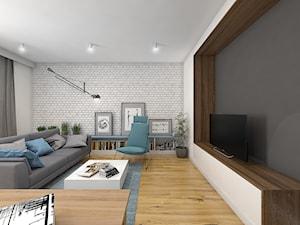 Wnętrze mieszkania na Teofilowie
