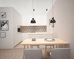 PASTELOVE POZNAŃ - Jadalnia, styl nowoczesny - zdjęcie od AM Design Studio - Homebook