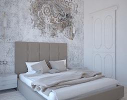 CLASSIC&MODERN POZNAŃ - Sypialnia, styl eklektyczny - zdjęcie od AM Design Studio - Homebook