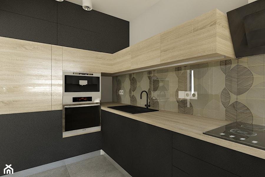 Projekt nowoczesnej kuchni - zdjęcie od TrykowskaStudio