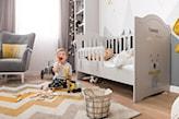 pokój dla chłopca, tapczan dla dziecka, pokój dla dziecka w skandynawskim stylu