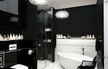 Łazienka styl Glamour - zdjęcie od PEKA STUDIO