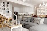 Salon - zdjęcie od PEKA STUDIO - homebook