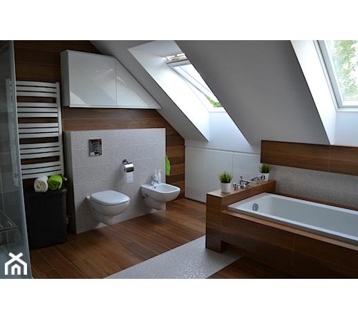 łazienka W Brązie Pomysły Inspiracje Z Homebook
