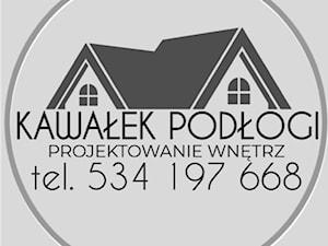 Kawałek Podłogi Projektowanie Wnętrz Karolina Kawałek - Architekt / projektant wnętrz