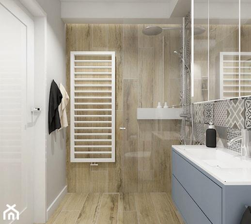 Aranżacja łazienki Pod Skosem Pomysły Inspiracje Z Homebook