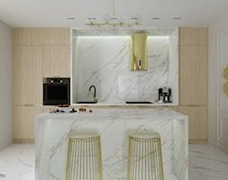 Kuchnia w stylu modern classic - Kuchnia, styl nowoczesny - zdjęcie od KJ Studio Projektowanie wnętrz - Homebook