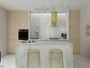 Kuchnia w stylu modern classic