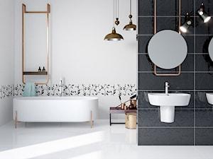 Biała łazienka na 8 sposobów! Odkrywamy aranżacyjne możliwości koloru