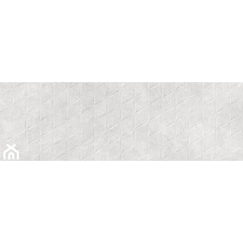 Dapper Light Grey Structure Satin