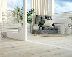 WOOD CONCEPT - Średni taras z tyłu domu - zdjęcie od Opoczno