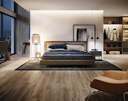 GRAND WOOD - Sypialnia, styl nowoczesny - zdjęcie od Opoczno - Homebook