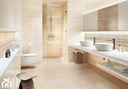 Jak optycznie powiększyć łazienkę? Zobacz płytki, które zmieniają przestrzeń i wybierz swój zestaw kolorów i kształtów!