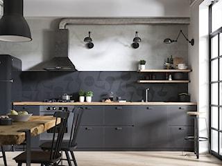 Płytki do kuchni – jakie wybrać? Pomysły na aranżację ściany nad blatem