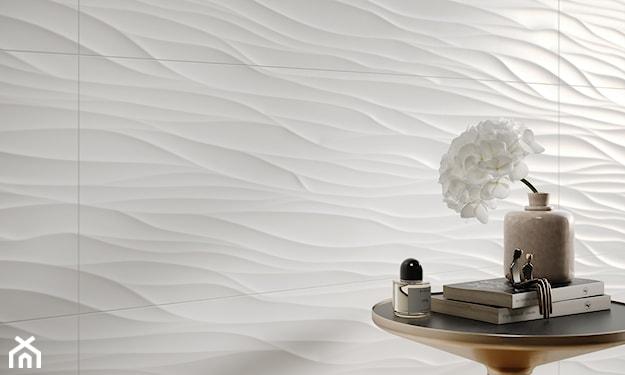 białe płytki strukturalne