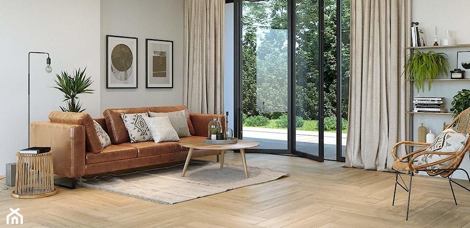 Płytki drewnopodobne – rozwiązanie do całego domu w stylu, który Cię zachwyci