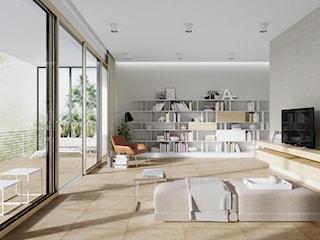 Jak połączyć salon z tarasem? Poznaj sprawdzone triki na optycznie większą i spójną przestrzeń!