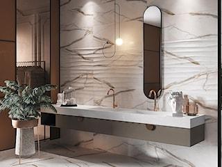 Płytki do łazienki w stylu modern classic – zobacz 3 modne propozycje