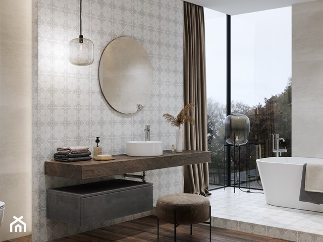 Modna łazienka 2020 – trendy i inspiracje. Zobacz płytki, które odmienią każde wnętrze!