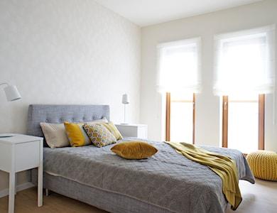 Sypialnia styl Nowoczesny - zdjęcie od Monika Kowalczyk Home Design
