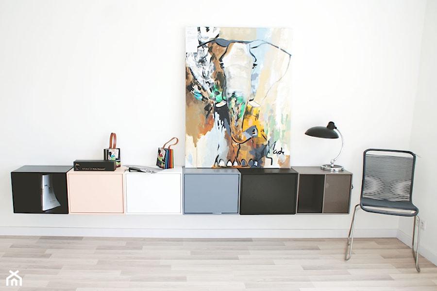 Biuro - zdjęcie od Monika Kowalczyk Home Design