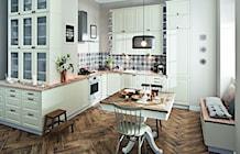 Kuchnia styl Prowansalski - zdjęcie od Castorama