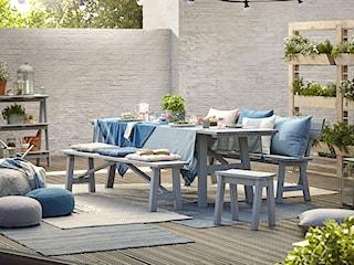 Jak urządzić idealną strefę relaksu? Taras, balkon i ogród – wybierz najlepsze meble i rozwiązania do Twoich przestrzeni!
