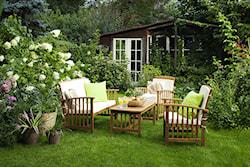Ogród wiejski - aranżacje, pomysły, inspiracje