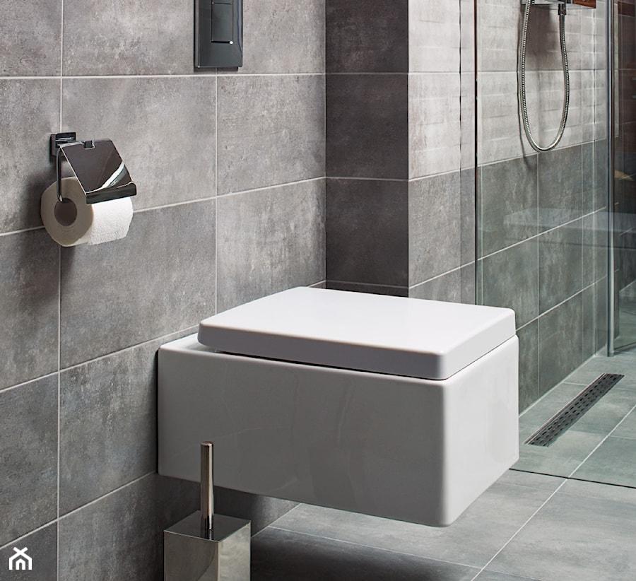 łazienka Szara łazienka Zdjęcie Od Castorama Homebook