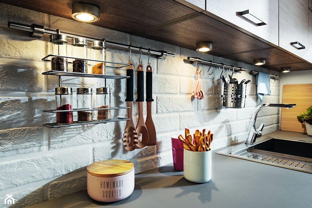 Urządzamy kuchnię z mebli modułowych – praktyczne porady   -> Castorama Kuchnia Piano Bialy