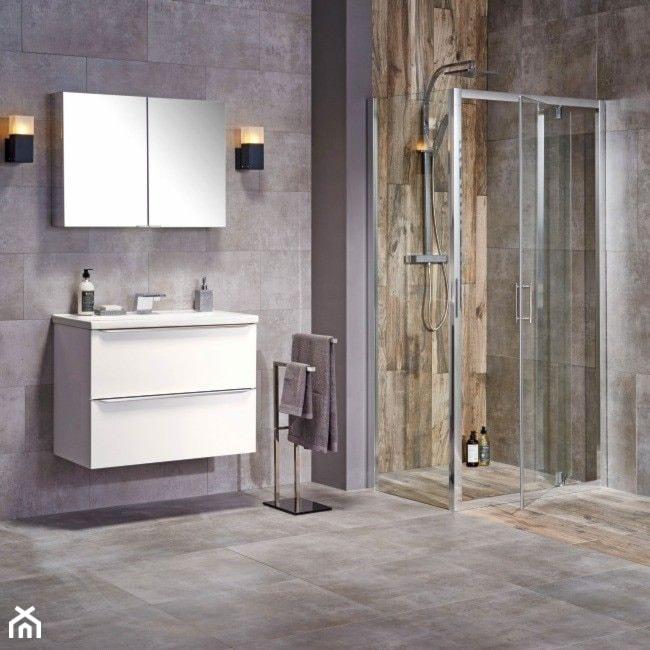 łazienka łazienka Styl Industrialny Zdjęcie Od