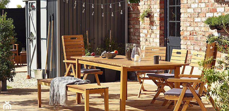 Czym pomalować meble ogrodowe?