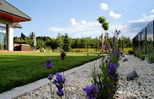 Ogród styl Nowoczesny - zdjęcie od FLORI-ARCH Ogrody, Projekty Opolskie