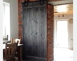 Drzwi Robin, system Podkowa - zdjęcie od Drzwi Przesuwne i Systemy Przesuwne RENO