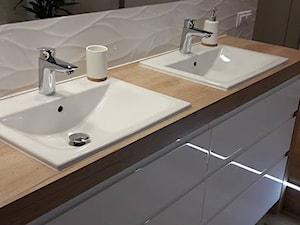 Realizacja łazienki w stylu skandynawskim