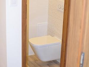 Od projektu do realizacji wc w stylu skandynawskim