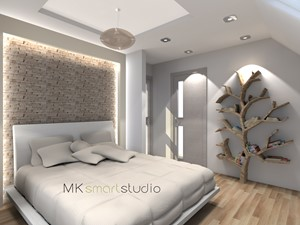 MKsmartstudio - Architekt / projektant wnętrz