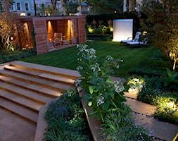Ogród w mieście - zdjęcie od Nive