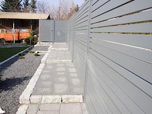 Realizacje NIVE - ogrodzenia aluminiowe