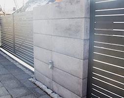 Ogrodzenie aluminiowe Impressive - zdjęcie od Nive