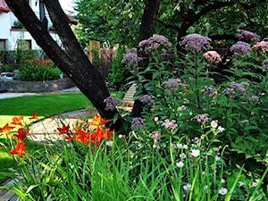 ogród z placykiem - zdjęcie od Zielona Przystań