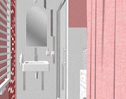 Łazienka w minimieszkaniu - zdjęcie od EMC&partners