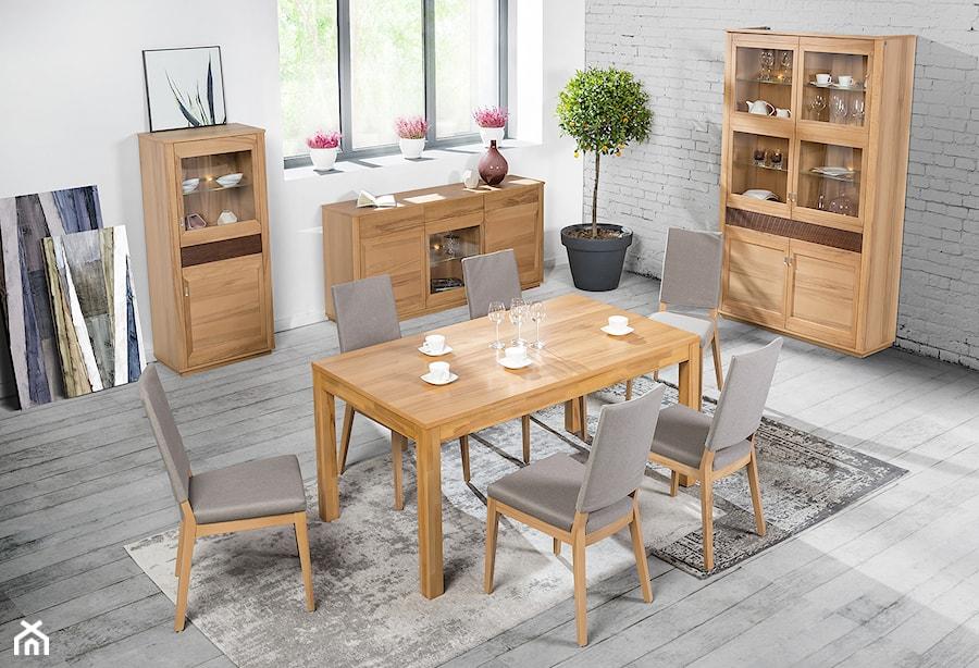 Stol Z Jadalni Kvadro I Krzesla Sella Zdjecie Od Klose Homebook