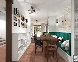 Klimatyczny dom pod miastem - Jadalnia - zdjęcie od HOME & STYLE Katarzyna Rohde - Homebook